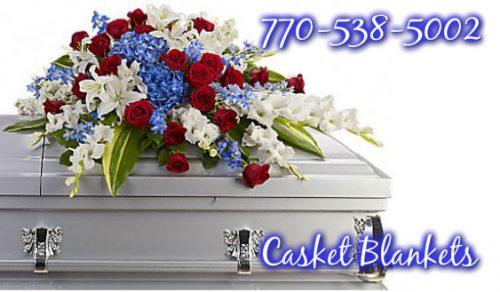casket banner